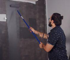 Como pintar a parede de casa