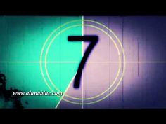 Retro film leader countdown with water damage and scratches.     Purchase this clip from A Luna Blue:   http://www.alunablue.com/media-stock-footage/picture-start/picture-start-04/clip-01.html     A Luna Blue Stock Video.   Imagery for Your Imagination.   http://www.alunablue.com/stock-video