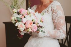 wedding bouquetsCristian Ana