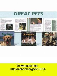 Great Pets Set 2 (9780761429944) Joyce Hart, Carol Ellis, Johannah Haney, Ruth Bjorklund , ISBN-10: 0761429948  , ISBN-13: 978-0761429944 ,  , tutorials , pdf , ebook , torrent , downloads , rapidshare , filesonic , hotfile , megaupload , fileserve