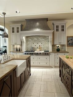 Mantel Style Hood Design, Pictures, Remodel, Decor and Ideas - page 2