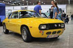 Lancia Fulvia HF Zagato