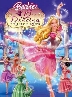 Barbie y las 12 princesas bailarinas, 12-05-2014