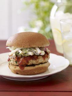 Farm to Fork: BBQ Turkey Burgers