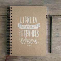 Libreta by Mr. Wonderful