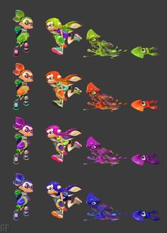 What Splatoon weapon are you?