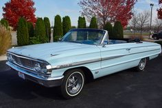 Image Detail for - 1964 Ford Galaxie 500 Convertible at Fast Lane Classic Cars