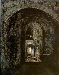 medieval underground tunnels