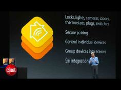 Apple targets the connected home with HomeKit - YouTube