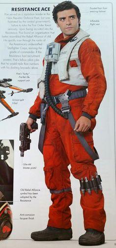 So, no RPF love for the new pilot, Poe Dameron? - Page 26