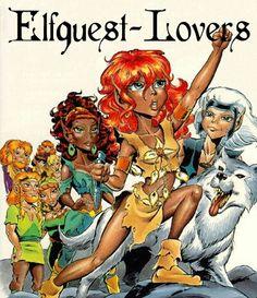 elfquest lovers