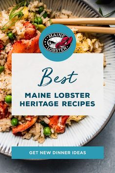There's nothing quite like a family recipe – one that has been passed down from generation to generation, especially when each person adds something new. See our favorite international heritage recipes with fun twists of Maine Lobster. Lobster Dishes, Lobster Recipes, Fish Dishes, Seafood Dishes, Fish And Seafood, Beef Steak Recipes, Meat Recipes, Cooking Recipes, Healthy Recipes