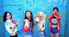 SISTAR Releases Rump-shaking MV Teaser for ′Shake It′