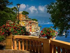 The Cinque Terre area...a destination where huge cliffs rise from azure seas and medieval villages perch on hillsides - embraced by olives groves and vineyards.