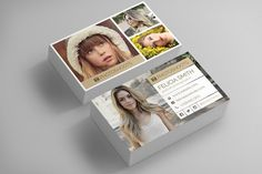 Photographer Business Card Template by Creativenauts on @creativemarket