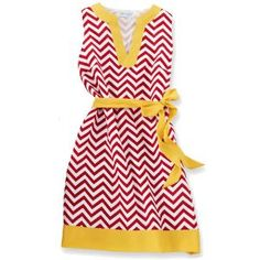 Game Day Dress - Burgundy and Gold