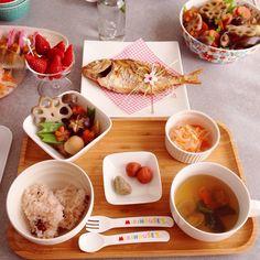お食い初め | Rinaさんのお料理