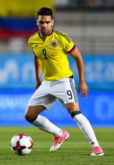 Falcao García, Seleção Colombiana