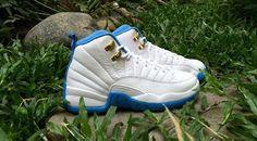 51b2fbe99d5de6 EffortlesslyFly.com - Kicks x Clothes x Photos x FLY SH T!  · Jordan 12  WhiteFirst Air ...
