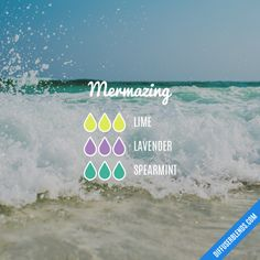 Mermazing - Essential Oil Diffuser Blend