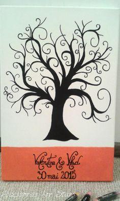 http://accessoriesforstars.blogspot.ro/2015/01/tablou-black-tree.html #tree #paints #paint #wedding #weddingpaint #pictures #weddigpictures #weddingaccessories #corosforpainting #colors #colorful #accessoriesforstars #black #orange #print #invited #invitedprint #