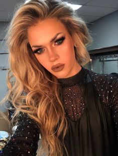 a gender game for gifted guys — Blair St. Blair St Clair, Drag Queen Outfits, Drag Queen Makeup, Adore Delano, Rupaul Drag, Gorgeous Women, Beautiful, Good Looking Men, Alter