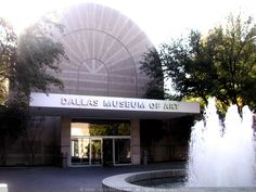 Dallas Museum of Art - one of the most peaceful, thoughtful places I've found...