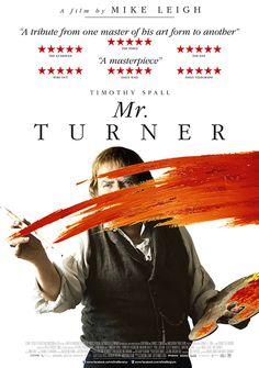Mr. Turner Movie.................December 19, 2014