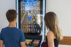camping la capricieuse jeux arcade Jukebox, Arcade, Normandie