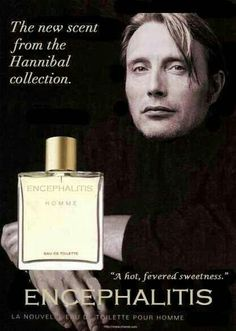 I want to smell