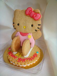 biscoito hello kitty - Google Search