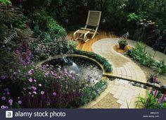 Feng Shui garden London