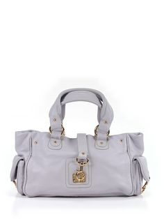 Check it out - Marc Jacobs Leather Satchel for $399.99 on thredUP!