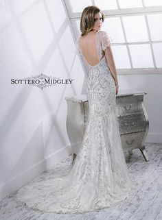 Sottero and Midgley - Available at CC's Boutique Tampa http://www.tampabridalshops.com/bridal.html