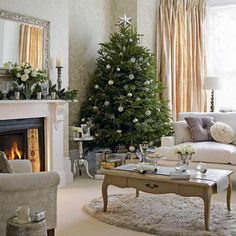 Lovely Christmas Interior!