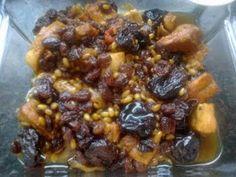 pollastre amb panses i pinyos fet a la newcook