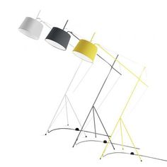 HARTÔ Stehlampe Élisabeth, Stehlampe, Standlampe, Leselampe bei Conceptroom.de