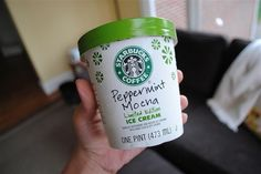 starbucks ice cream. ♡ By: ♡Volleyball Beauty♡ (VolleyballBeaut)
