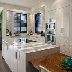 eclectic kitchen by Peter A. Sellar - Architectural Photographer