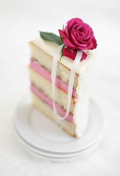 Raspberry-Champagne Layer Cake with Victorian Cake Pulls   Sprinkle Bakes