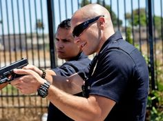 End of Watch. Heyy Brian Taylor... ;)