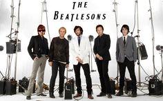 BeatleSons (From left to right)  - Zak Starkey [Sept 13 1965] , James McCartney [Sept 12 1977] , Sean Lennon [Oct 9 1975] , Julian Lennon  [Apr 8 1963] and Dhani Harrison [Aug 1 1978]