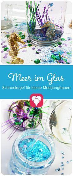 At the next mermaid children's birthday, the children make pretty sho … – Meerjungfrau und Arielle