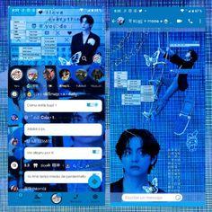 Whatsapp Theme, Delta Blues, Windows Operating Systems, My Themes, Kpop, Jikook, Homescreen, Aesthetic Wallpapers, Dark Blue