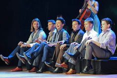 """Celtic Thunder lads doing """"A Place in the Choir"""""""