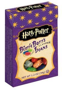 Harry Potter Bertie Bott's Every Flavour Beans 34g Pack, Weird Fun Flavours | eBay