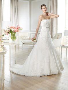 White One by Pronovias Wedding Dress Jaleah