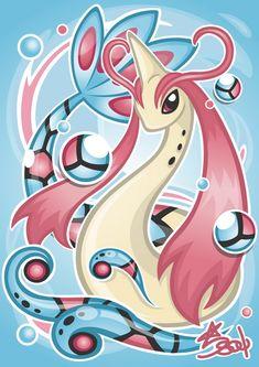 Milotic by Star-Soul.deviantart.com on @deviantART