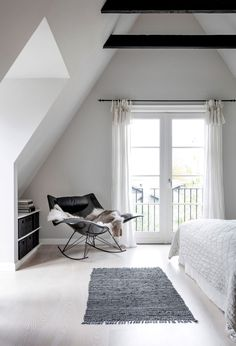 Warm Scandinavian minimalism in the Danish country house … - Home Decoration Danish Furniture, Plywood Furniture, Danish Bedroom, Interior Minimalista, Country Style Homes, House Doctor, Home And Deco, Elegant Homes, Inspired Homes
