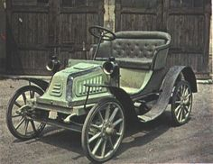 1903 Isotta Fraschini